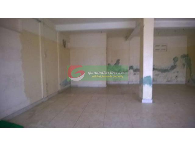 FOR RENT: Big Shop on Ground Floor along main road in NUNGUA - 2