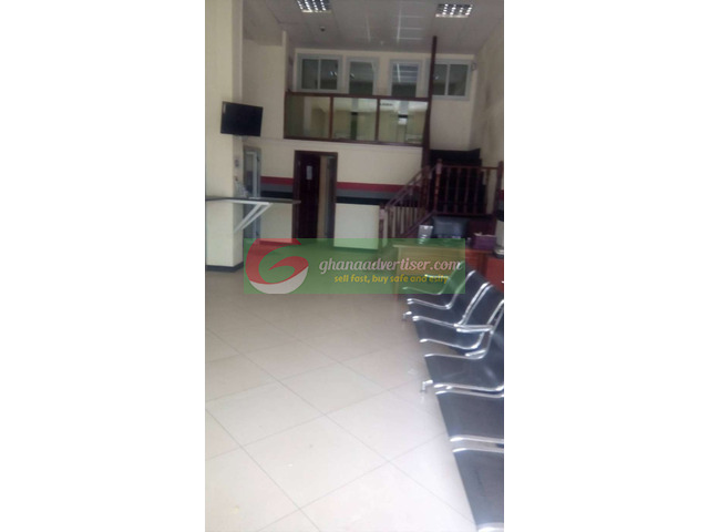 BANKING HALL-OFFICE OR BUSINESS ACCOMODATION ACCRA - 1