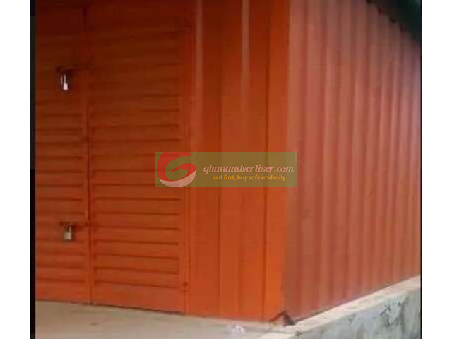 16ft x 11ft Container for Rent at Gbawe - 1