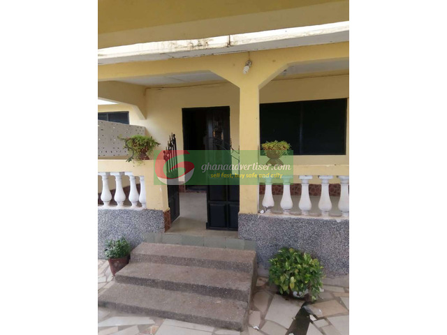 Gated two bedroom self at Teshie-rasta - 1