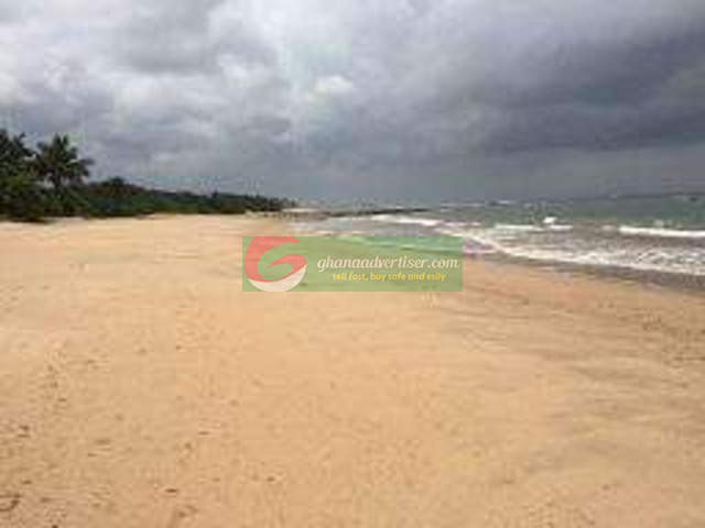 50 acres beach front land for sale Takoradi - 1