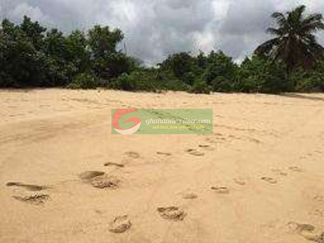 50 acres beach front land for sale Takoradi - 3