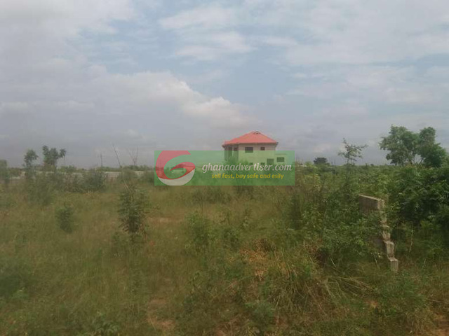 Ideal Land for your Home - Legon Hills - 1