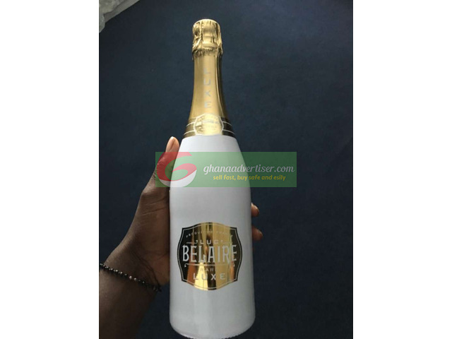 Belaire Rose and luxe - 3