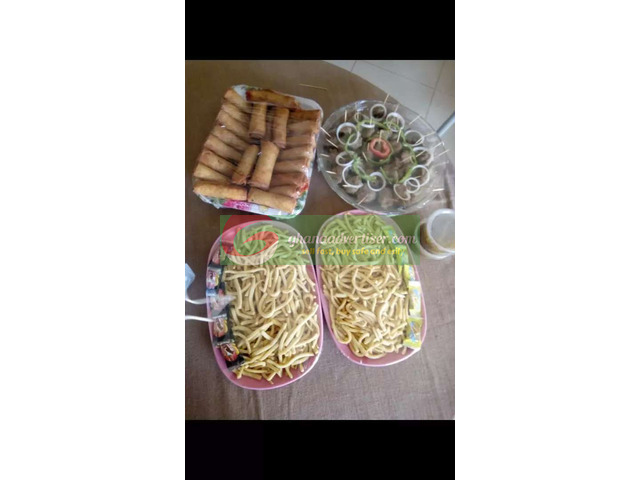 Snacks for parties and meetings - 1