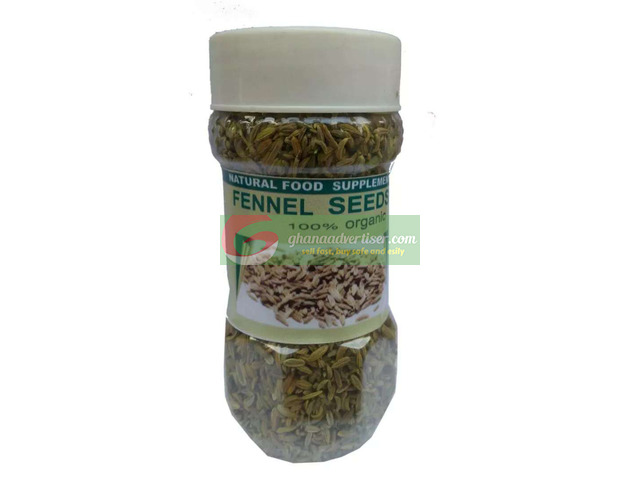 Fennel Seeds - 1