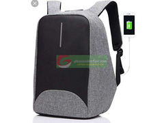 Bags with USB port