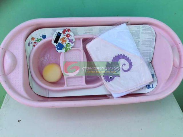 Baby Moses basket,wash basin & baby trolley in stock - 4