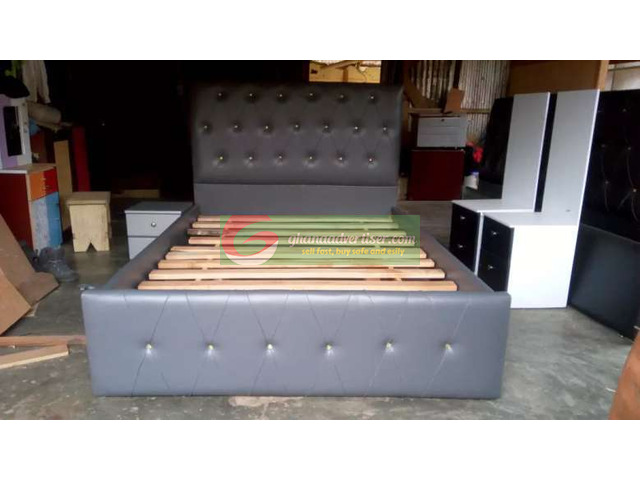 stuffing double bed one cabinets for sale - 1