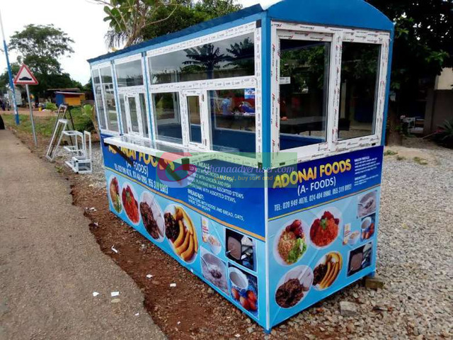 Brand New Food Joint Container - 1