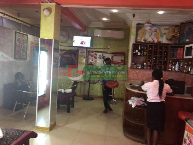Restaurant to let with everything inside @ Ashongman - 4