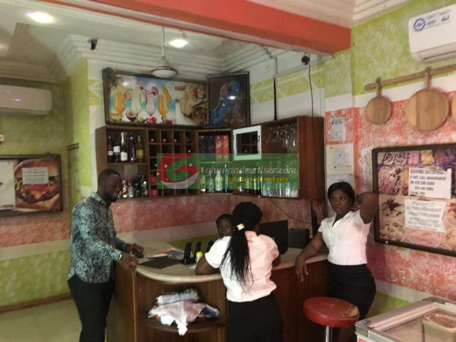 Restaurant to let with everything inside @ Ashongman - 5