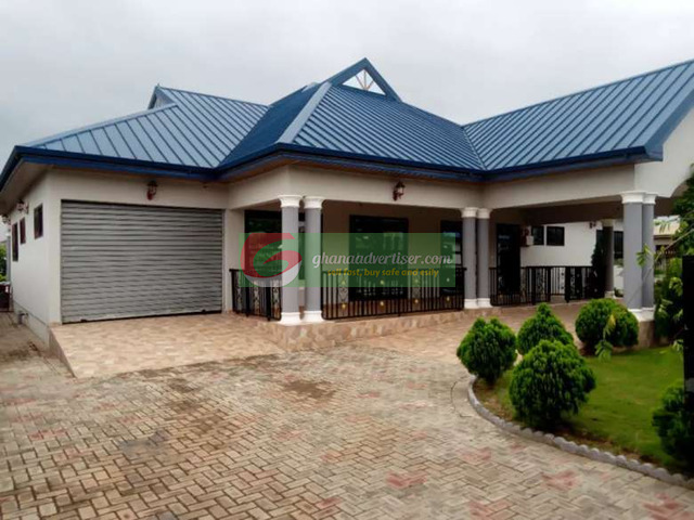 House for sale @ Afienya New Land - 1