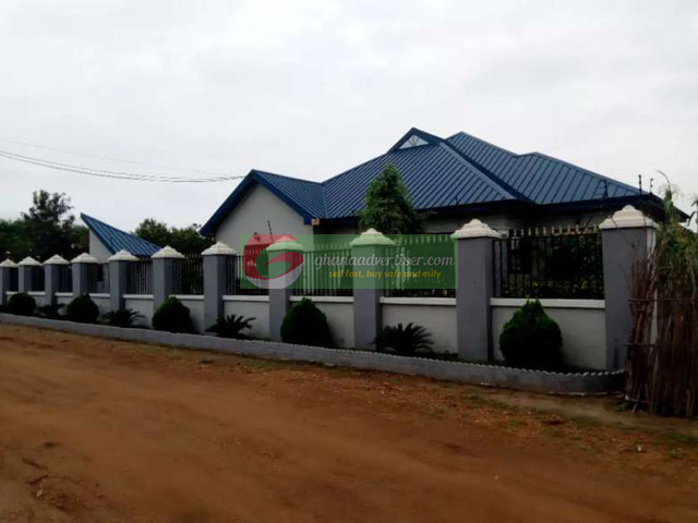 House for sale @ Afienya New Land - 3