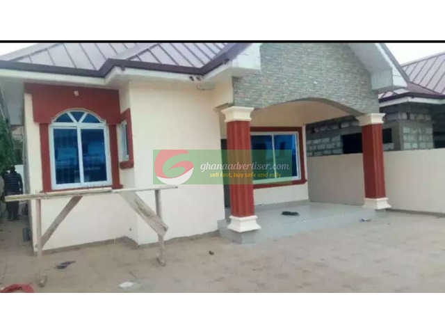 Three bedroom house for sale at spintex - 1
