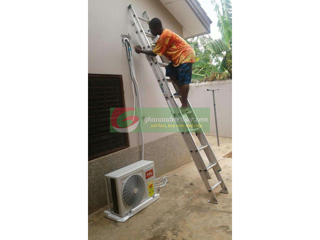 Installation of Air conditioning for sale - 1
