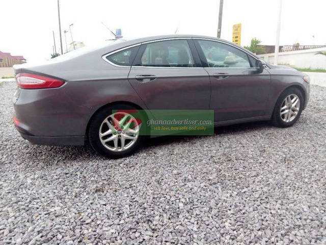 2013 Ford Fusion - 1