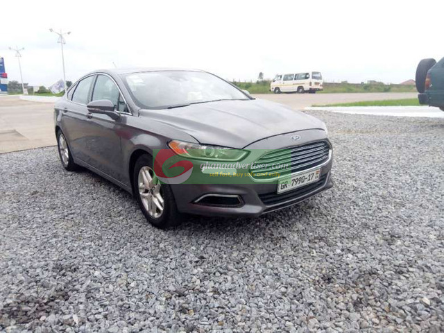 2013 Ford Fusion - 2