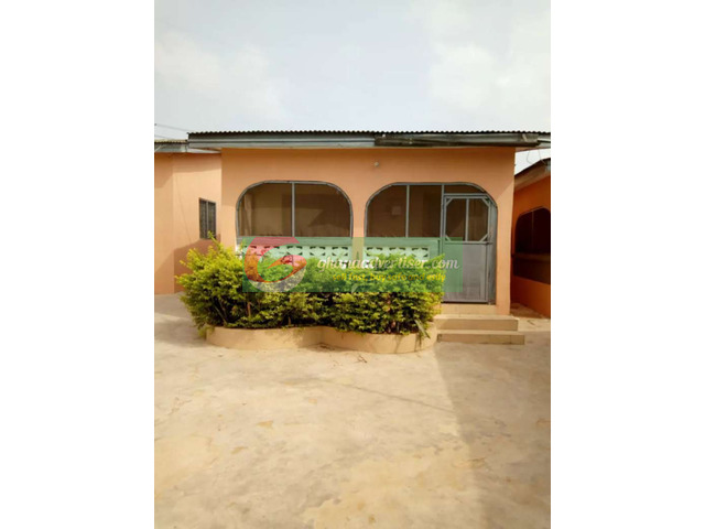 chamber and hall self contain for rent at affordable - 3