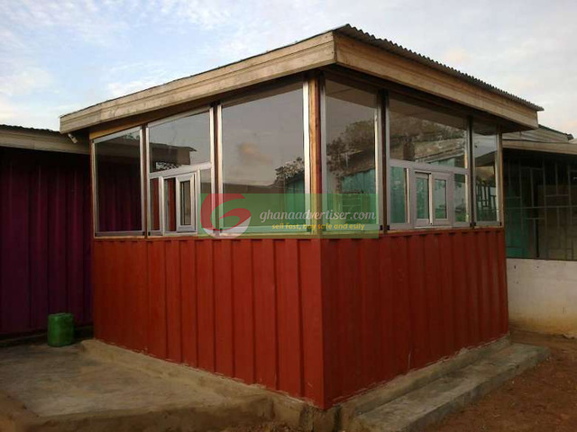 FOR SALE: Container in BURMA CAMP - ACCRA - 1