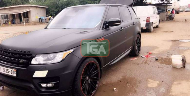 Range Rover 2009 model registered 2018 - 3