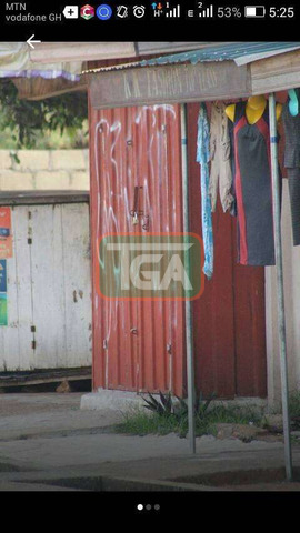 Container and space for rent at north kaneshie - 1