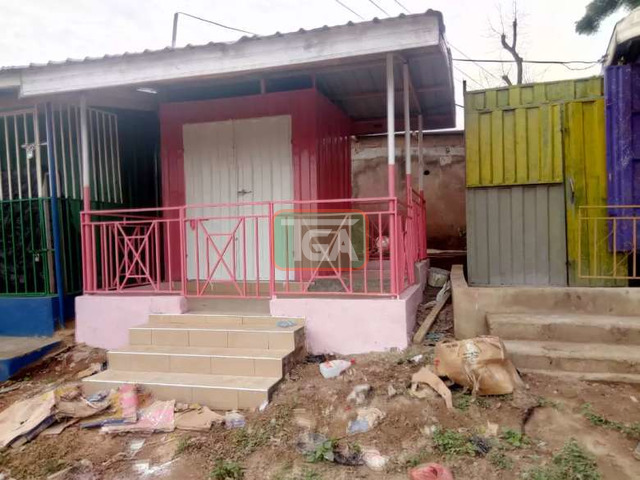 Container store @ Agbogba ashongman road - 1