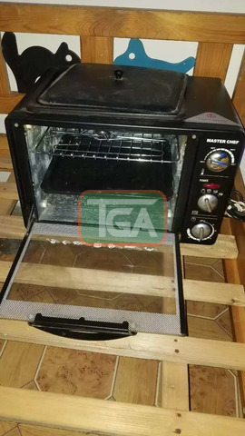 Microwave with oven very neat and working fine - 1