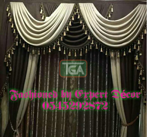 Expert Décor Curtains designers with warranty click profile - 1