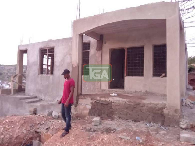 Two uncompleted bedrooms house for sale - 1