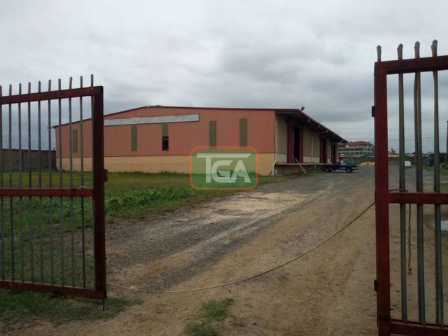 FOR SALE: Warehouse on 1.8 Acres Land along COMMUNITY 25, TE - 1