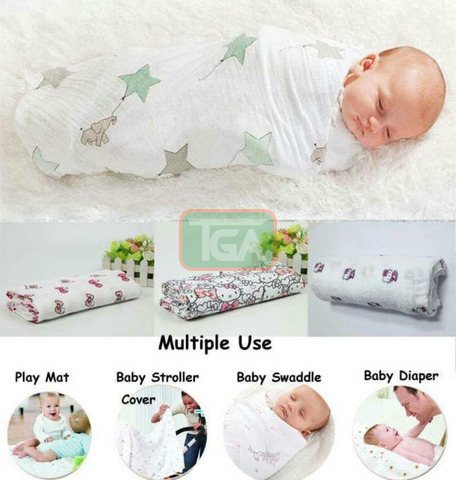 Baby swaddle blanket or Carter - 1