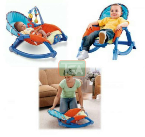 Fisher Price Baby to Toddler R - 2
