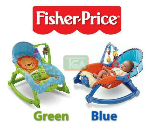 Fisher Price Baby to Toddler R - 3
