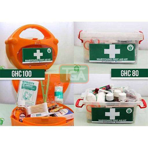 First Aid Boxes - 1