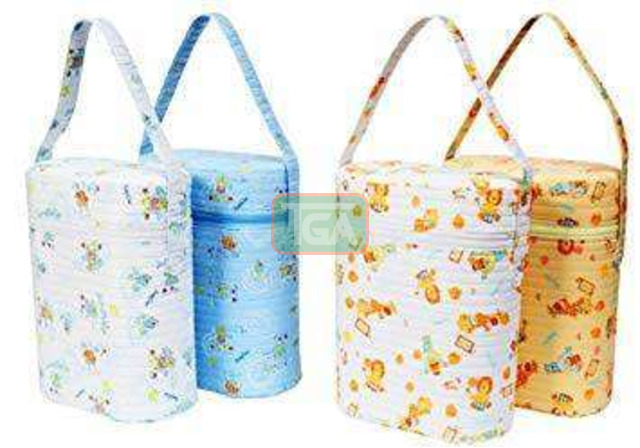 Bottles With Thermal Bag - 2