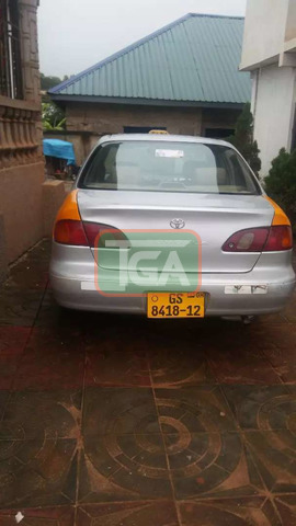 Am selling my toyota corrola car with a very neat and strong - 1