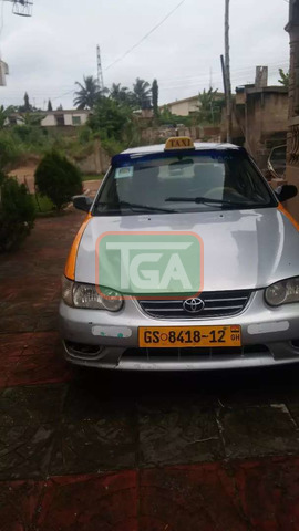 Am selling my toyota corrola car with a very neat and strong - 2