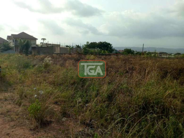 Registered land for sale, Oyib - 1