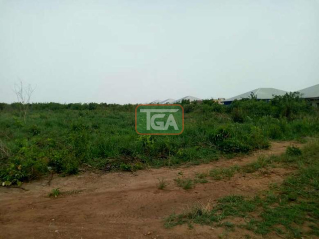 Registered land for sale, Oyib - 3