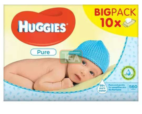 Huggies Wipes - 1