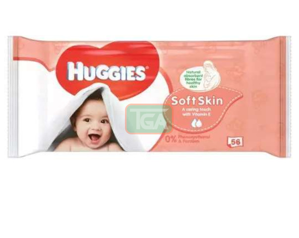 Huggies Wipes - 2