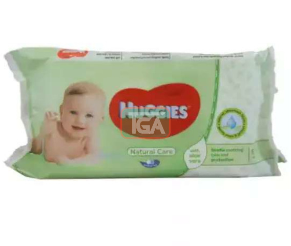 Huggies Wipes - 3