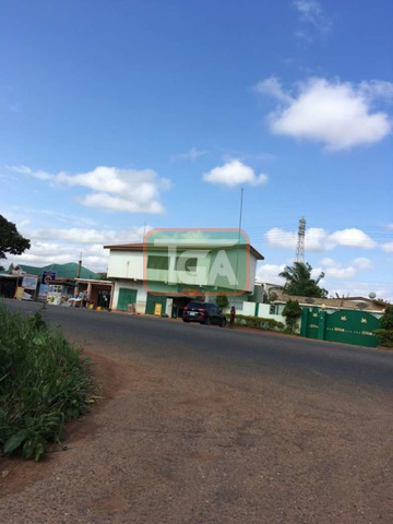 One acre of land for sale at east legon at A and c mall - 2