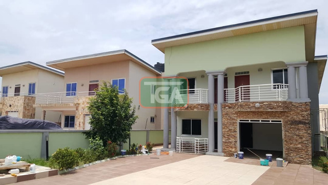 Executive 3 Bedrooms House plus one Boys Quarters for Rent - 1