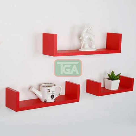 nice DECORATIVE SHELVES - 1