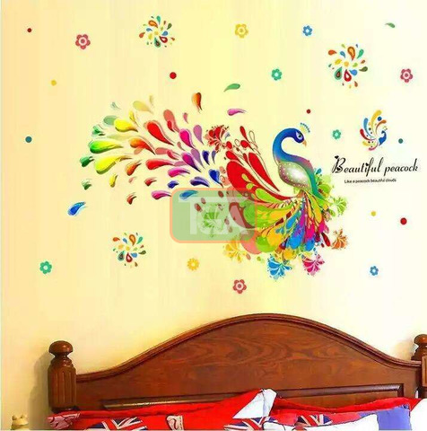 Wall Stickers for room decor - 1