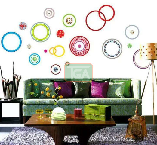 Wall Stickers for room decor - 5