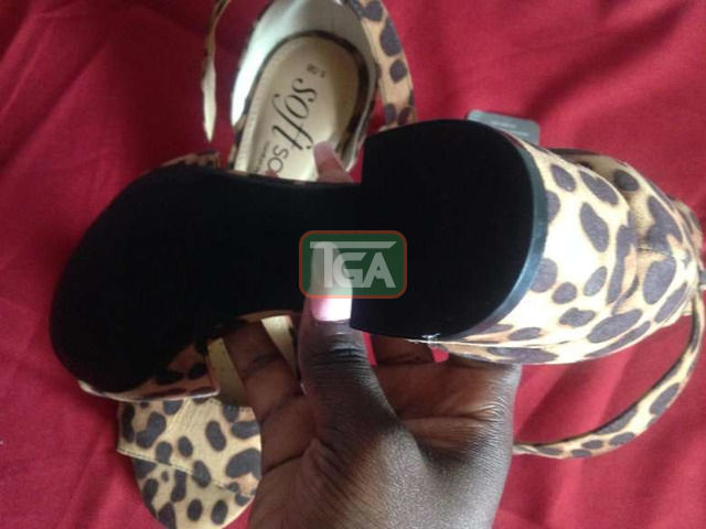Comfort by George heeled sandals - 4