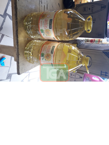 Pallade sunflower oil 10lt - 1